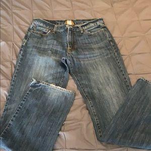 Lucky Brand Mens Straight Leg Jeans 32x34